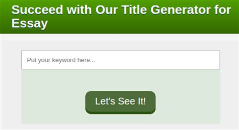 The Best Thesis Generator You Can Find BuyEssaySafecom